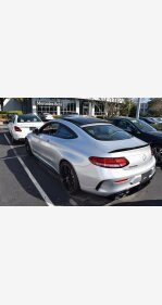 2020 Mercedes-Benz C63 AMG S Coupe for sale 101268620