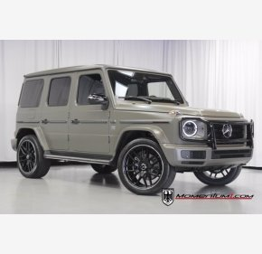 2020 Mercedes-Benz G550 for sale 101409505