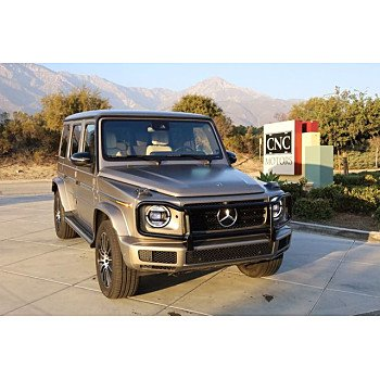 2020 Mercedes-Benz G550 for sale 101413192