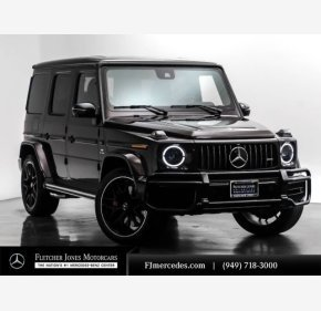 2020 Mercedes-Benz G63 AMG for sale 101300007