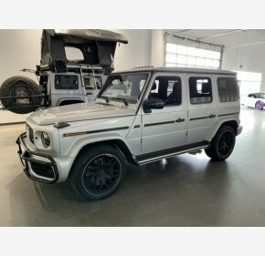 2020 Mercedes-Benz G63 AMG for sale 101307531