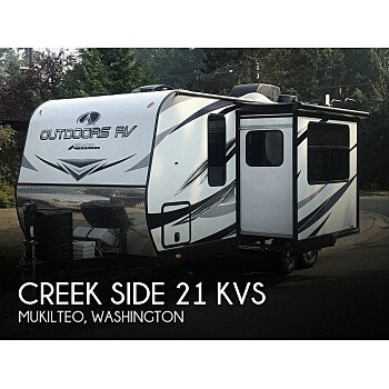 2020 Outdoors RV Creekside for sale 300258600
