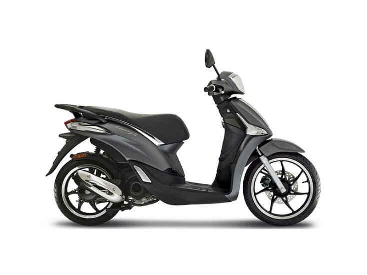 2020 Piaggio Liberty S 50 specifications