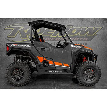 2020 Polaris General XP 1000 Deluxe Ride Command Package for sale 200912243