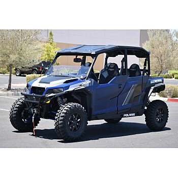 2020 Polaris General XP 4 1000 Deluxe Ride Command Package for sale 200934532