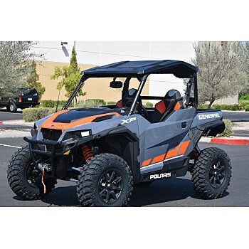 2020 Polaris General XP 1000 Deluxe Ride Command Package for sale 200934534