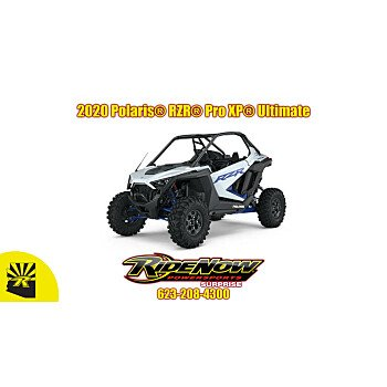 2020 Polaris RZR Pro XP for sale 200808359