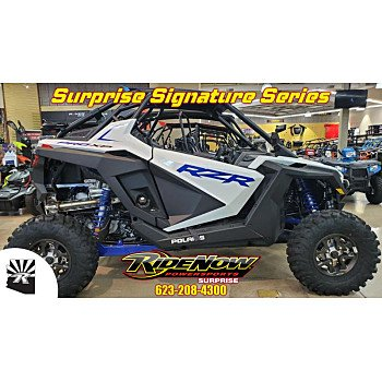2020 Polaris RZR Pro XP for sale 200808493
