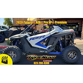 2020 Polaris RZR Pro XP for sale 200808500