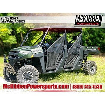 2020 Polaris Ranger Crew XP 1000 for sale 200820567