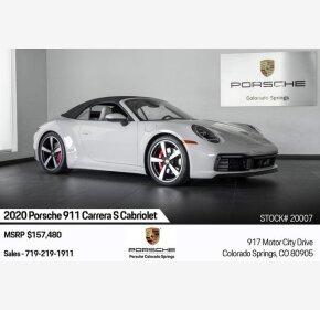 2020 Porsche 911 for sale 101209685