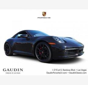 2020 Porsche 911 Carrera S Cabriolet for sale 101215822