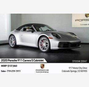 2020 Porsche 911 for sale 101235713