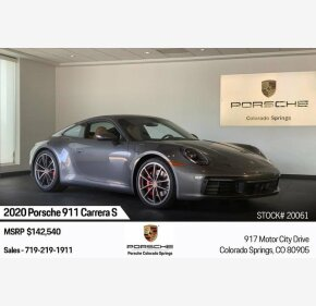 2020 Porsche 911 Coupe for sale 101256696
