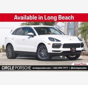 2020 Porsche Cayenne for sale 101214238