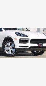 2020 Porsche Cayenne for sale 101223580