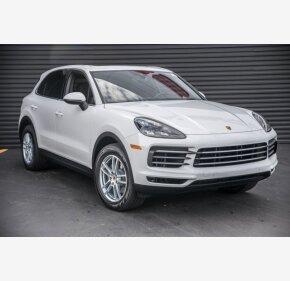 2020 Porsche Cayenne for sale 101224672