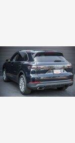 2020 Porsche Cayenne for sale 101225135