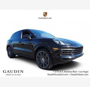 2020 Porsche Cayenne for sale 101233199