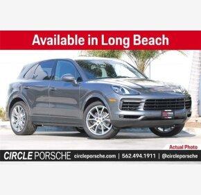2020 Porsche Cayenne for sale 101245836