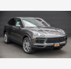 2020 Porsche Cayenne for sale 101245975