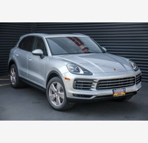 2020 Porsche Cayenne for sale 101248382