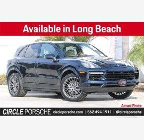 2020 Porsche Cayenne for sale 101250850