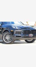 2020 Porsche Cayenne for sale 101279650
