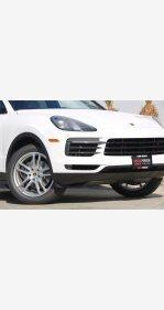 2020 Porsche Cayenne for sale 101279651