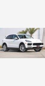 2020 Porsche Cayenne for sale 101280518