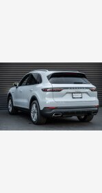 2020 Porsche Cayenne for sale 101385538