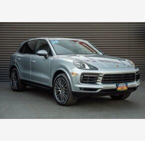 2020 Porsche Cayenne for sale 101456989