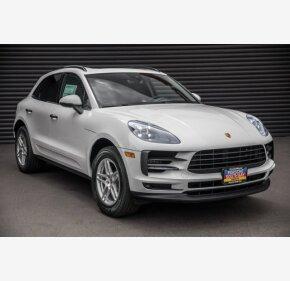 2020 Porsche Macan for sale 101205490