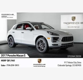 2020 Porsche Macan s for sale 101252492