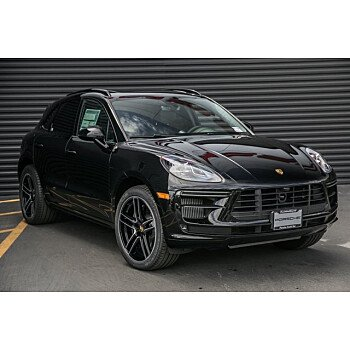 2020 Porsche Macan Turbo for sale 101300507