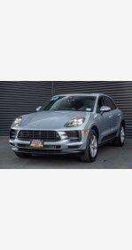 2020 Porsche Macan for sale 101401000