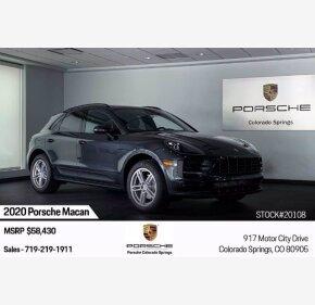 2020 Porsche Macan for sale 101406081