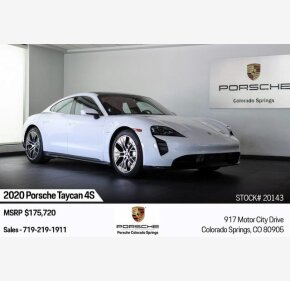 2020 Porsche Taycan for sale 101344877