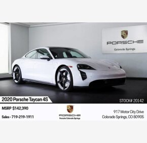 2020 Porsche Taycan for sale 101344879