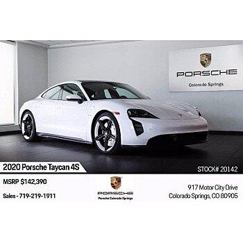 2020 Porsche Taycan for sale 101344879