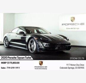 2020 Porsche Taycan for sale 101365524