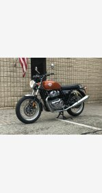 2020 Royal Enfield INT650 for sale 200860348