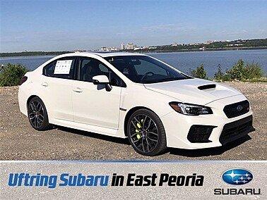 2020 Subaru WRX STI Limited for sale 101361467