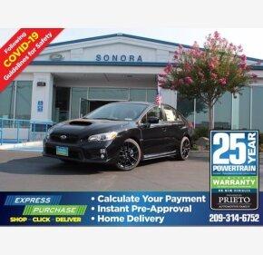 2020 Subaru WRX Premium for sale 101370217