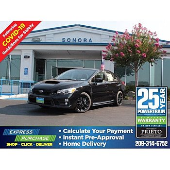 2020 Subaru WRX Premium for sale 101370217