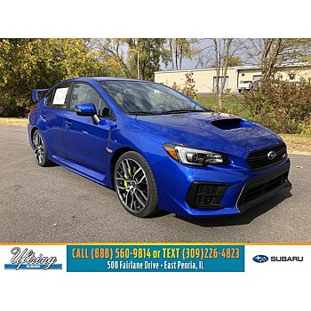 2020 Subaru WRX STI for sale 101395311
