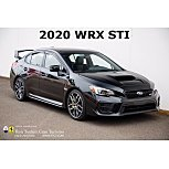 2020 Subaru WRX STI for sale 101612299