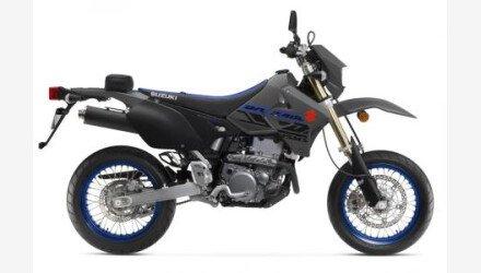 2020 Suzuki DR-Z400SM for sale 200909715