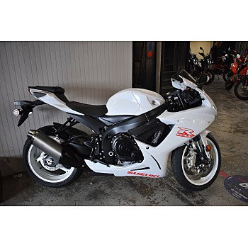 2020 Suzuki GSX-R600 for sale 200953077