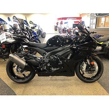 2020 Suzuki GSX-R600 for sale 201004450